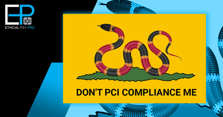 Are you PCI compliant? Have you ever been bitten by a venomous coral snake?